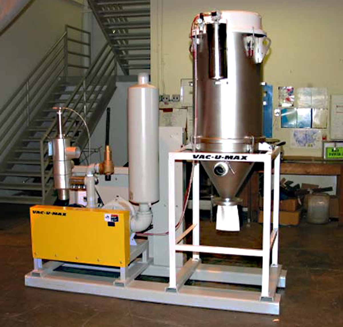 Granulated Carbon Recovery Systems