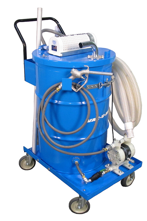 Vac U Max Metalworking Shop Vacuums Amp Central Systems